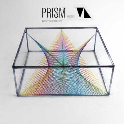 Prism Table 3D Model