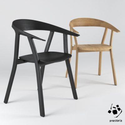 Prostoria Rhomb Chair 3D Model