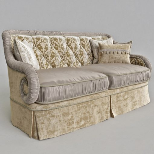 Provasi PR 2941-2-605 Sofa 3D Model