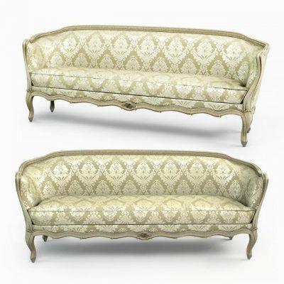 Provence Sofa 3D Model