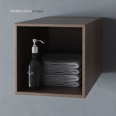 Quattro Zero wash basin 3d model