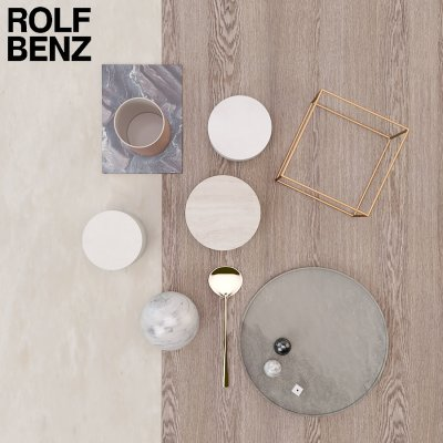 ROLF BENZ 985 Table 3D model 02