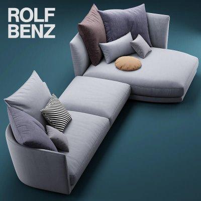 ROLF BENZ TONDO SOFA 2