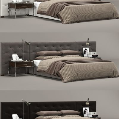 Restoration Hardware Bed 3