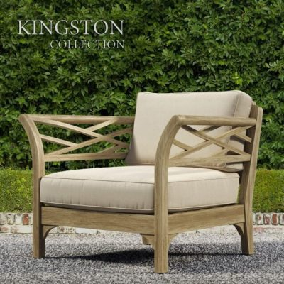 Restoration Hardware King Collection Outdoor Furniture Set 4