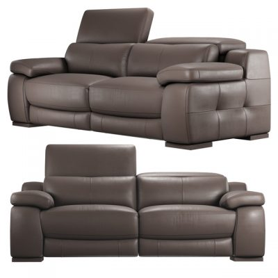 Riposo 2-Seater Electric Recliner Sofa 3D Model
