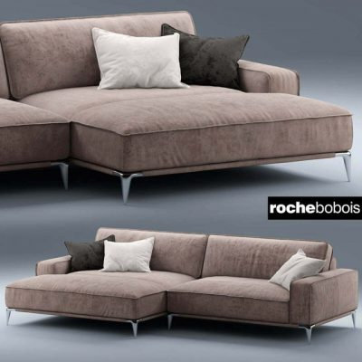 Roche Bobois Dangle Ellica Sofa 3D Model