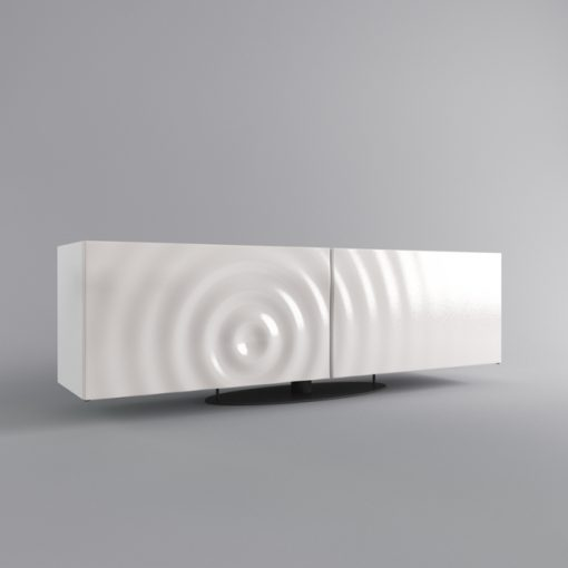 Roche Bobois Speed Up Water Drop Sideboard 3D Model