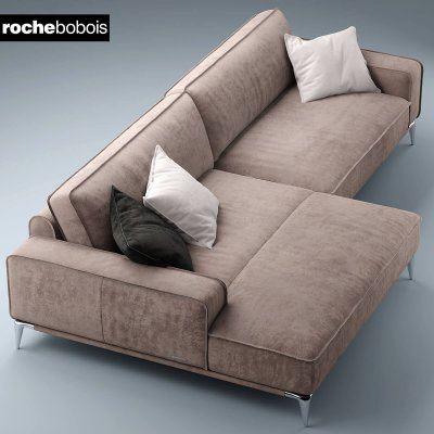 Rochebobois Sofa 3D Model (2)
