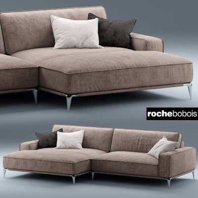 Rochebobois Sofa 3D Model (4)