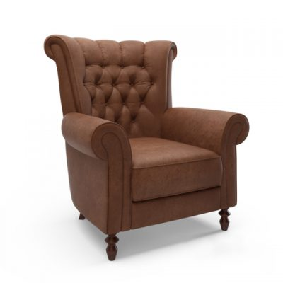 Rode Armchair 3D Model