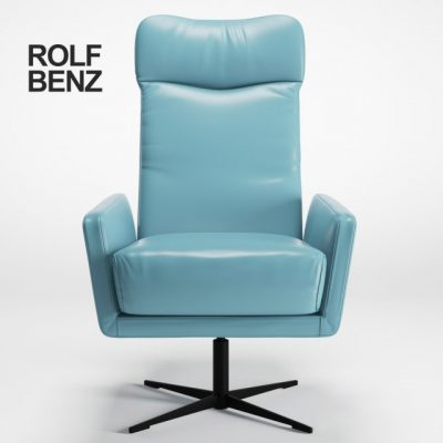 Rolf Benz 560 Armchair 3D Model