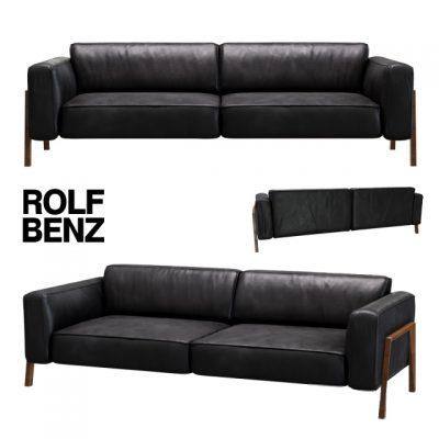 Rolf Benz Bacio Sofa 3D Model