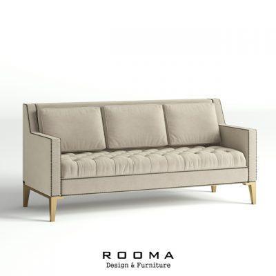 Rooma Hilton Sofa 3D Model