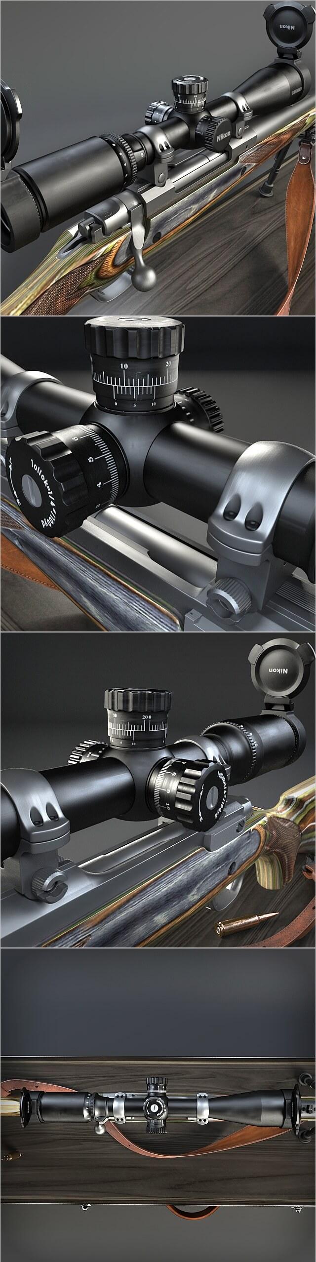 Ruger Guide Gun 3