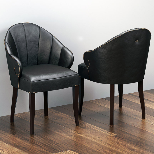 S07 Chair 3D Model