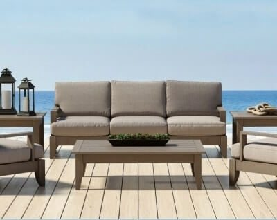 Santa Barbara Collection Outdoor Furniture 3D Model 2