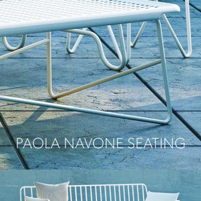 Serax Paola Navone Table & Chair 3D Model