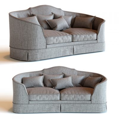 Sherrill Furniture 2226 Sofa 3D Model