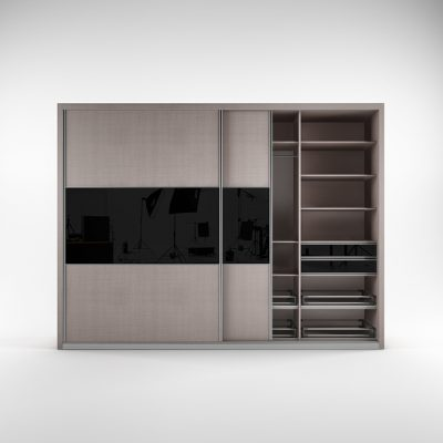 Shkaf Wardrobe 3D Model