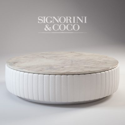 Signorini & Coco - Daytona Table 3D Model