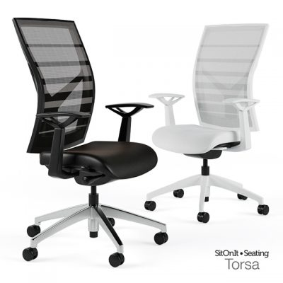 Sitonit Torsa Office Chair 3D Model