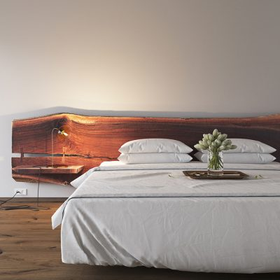 Slab Bed 3D Model