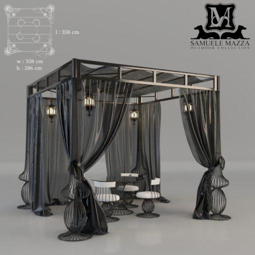 curtain art