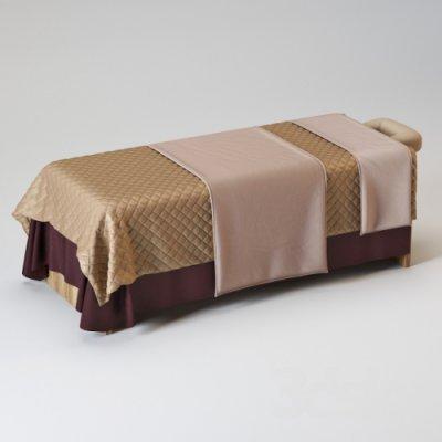 Spa Bed 3D model