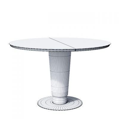 Stuart Table 3D Model