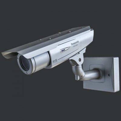 Surveillance Camera Panasonic 3D model