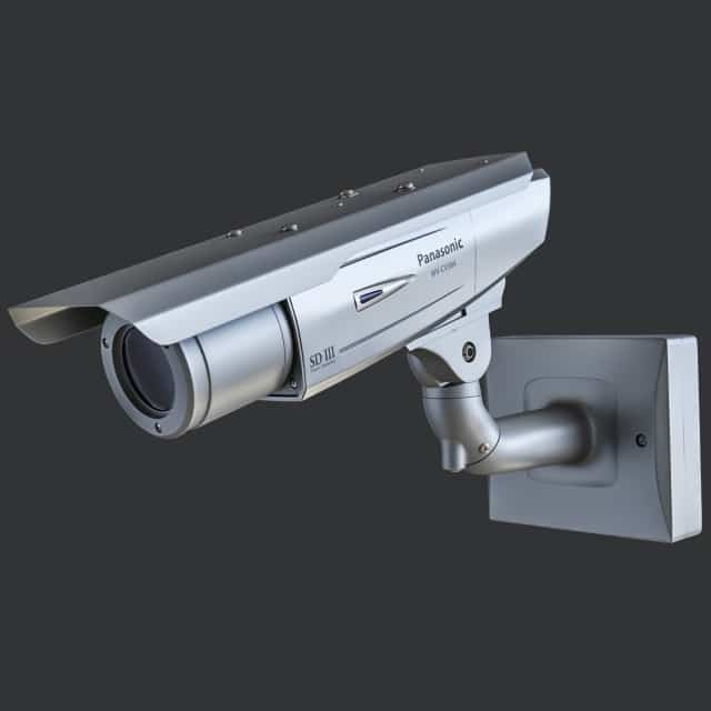 Surveillance Camera Panasonic