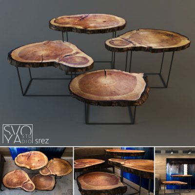 Svoya Studio Srez Table 3D Model