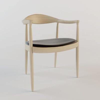 The Chair 1949 3D Model