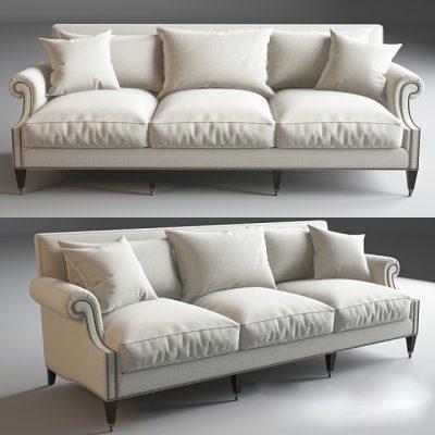 Thomasville Alnwyck Sofa 3D Model
