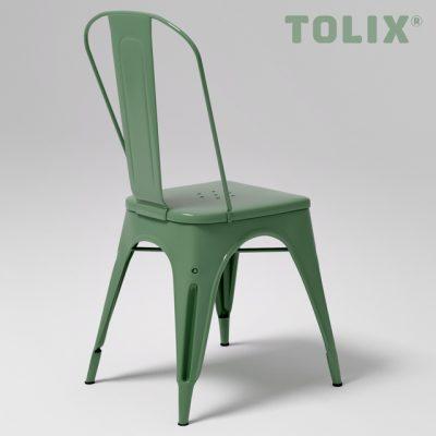 Tolix A Chair 3D Model