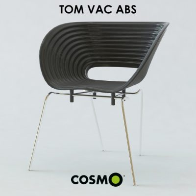 Tom Vac Chair 3D Model