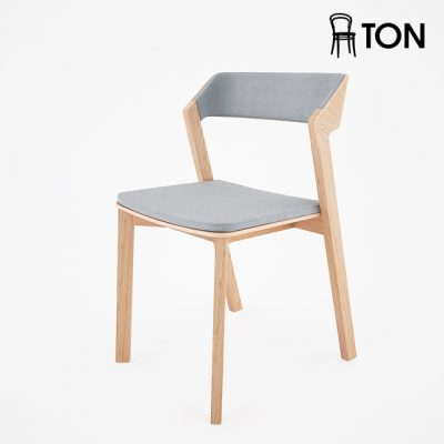 Ton Merano Chair 3D Model
