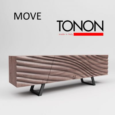 Tonon Move Sideboard 3D Model 3