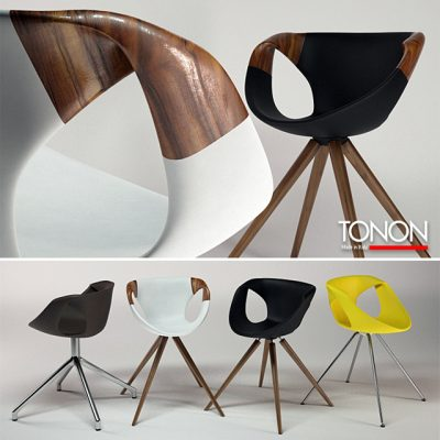 Tonon Up Chair 3D Model
