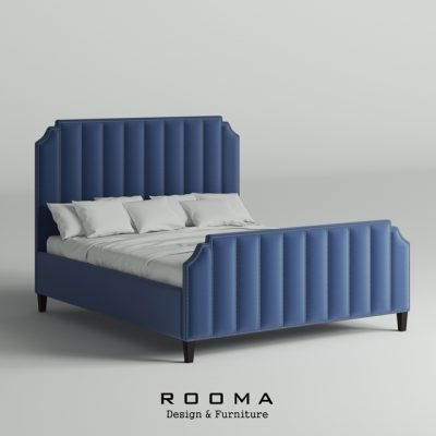 Tory Rooma Design Bed 3D Model