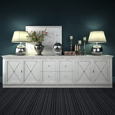 Tosatto Sideboard 3D Model