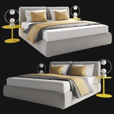 Twils Chorus Bed 3D Model