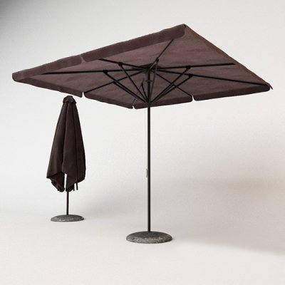 Umbrella GIDUS MADI 3D Model