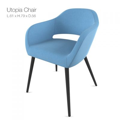 Utopia Chair 3D Model