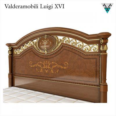 Valderamobili Luigi XVI Bed 3D Model