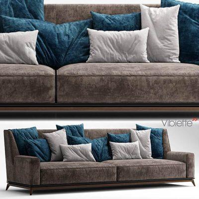 Vibieffe Opera Sofa 3D Model