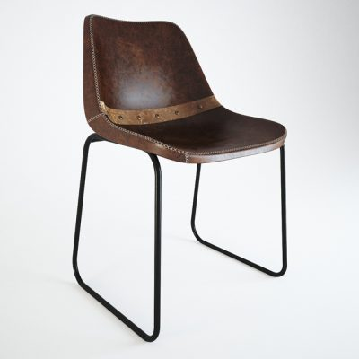 Vintage Kare 2014 Chair 3D Model
