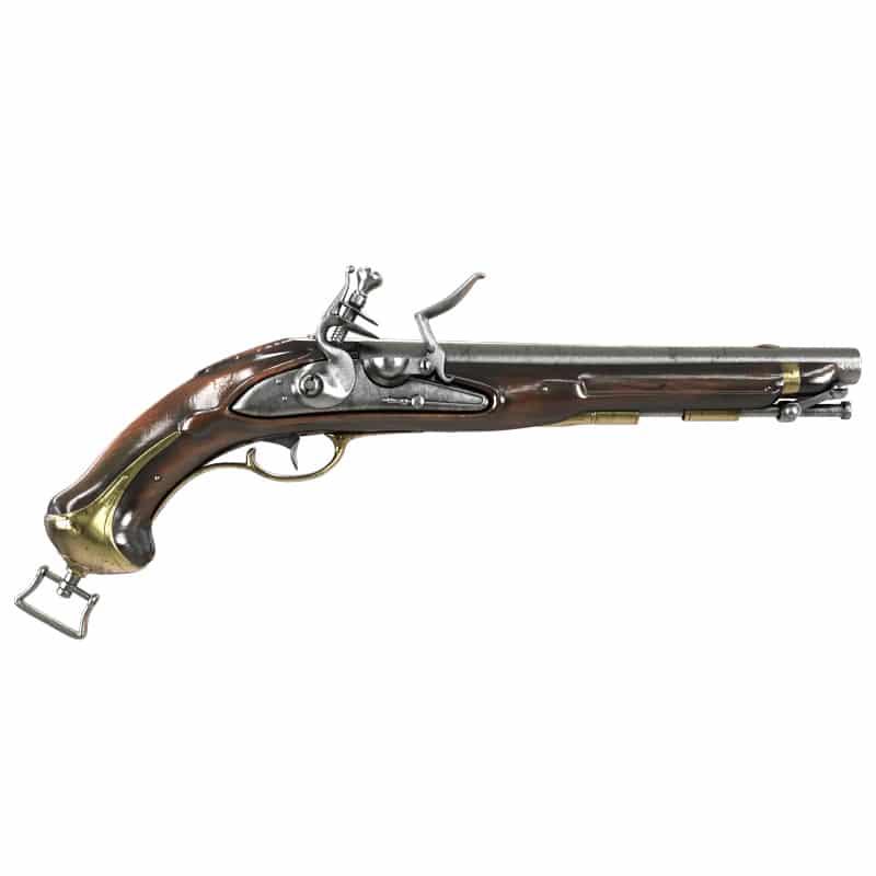 Vintage Pistol