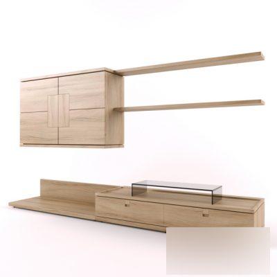 Vita Voglauer TV Stand – Sideboard 3D Model